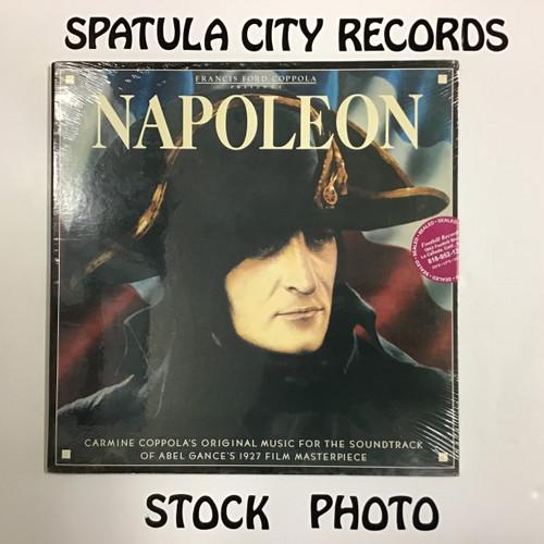 Carmine Coppola - Napoleon - soundtrack - SEALED - vinyl record LP