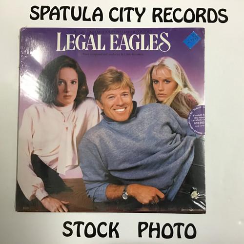 Legal Eagles - soundtrack - SEALED - vinyl record LP