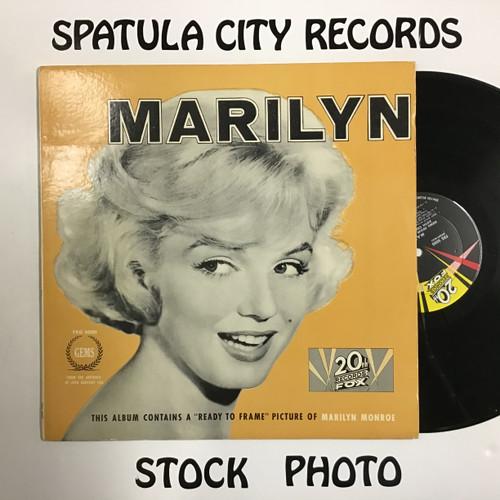 Marilyn Monroe - Marilyn - vinyl record LP