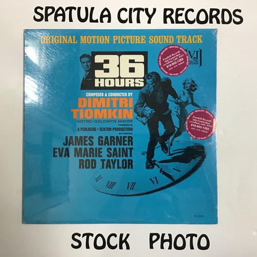 Dimitri Tiomkin - 36 Hours - soundtrack - SEALED - MONO - vinyl record LP