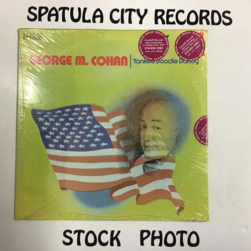 George M. Cohan - Yankee Doodle Dandy - SEALED - vinyl record LP