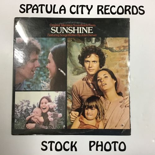 Sunshine - soundtrack - SEALED - vinyl record LP