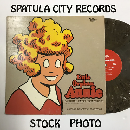 Little Orphan Annie - Original Radio Broadcast - vinyl record LP