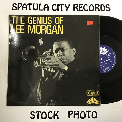 Lee Morgan - The Genius of Lee Morgan - IMPORT - vinyl record LP