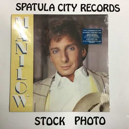 Barry Manilow - Manilow - SEALED - vinyl record LP