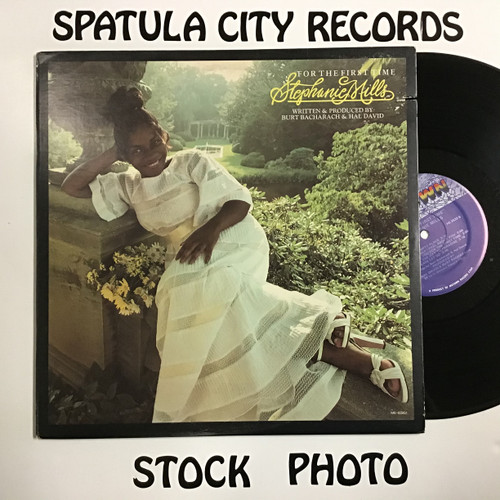 Stephanie Mills - For the First Time - vinyl record LP