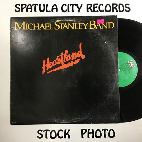 Michael Stanley Band - Heartland - vinyl record LP
