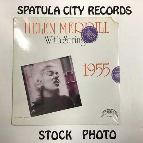 Helen Merrill - Helen Merrill with Strings - SEALED - vinyl record LP