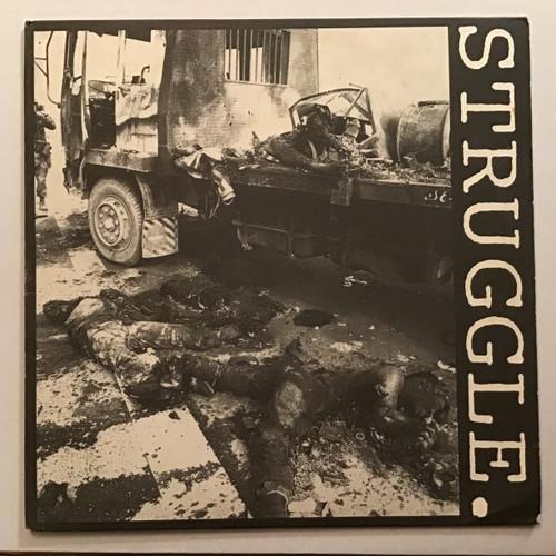 Struggle. - Struggle Vinyl record