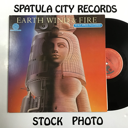 Earth, Wind and Fire - Raise! - half speed master -  vinyl record LP