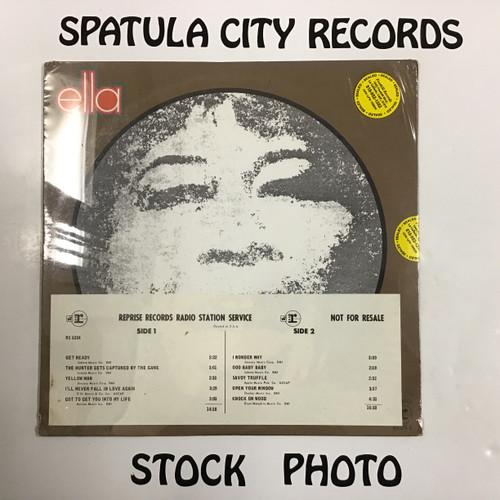 Ella Fitzgerald - Ella - SEALED - PROMO - vinyl record LP