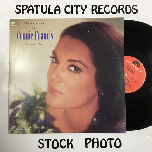 Connie Francis - The Very Best of Connie Francis Volume Two - vinyl record LP