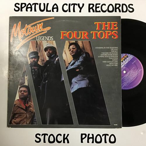 Four Tops, The - Motown Legends - vinyl record LP