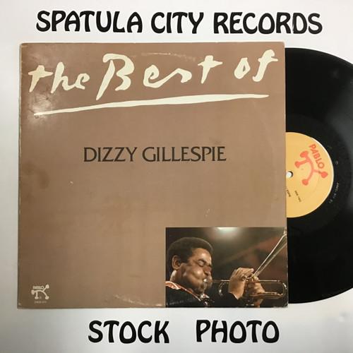 Dizzy Gillespie - The Best of Dizzy Gillespie - vinyl record LP