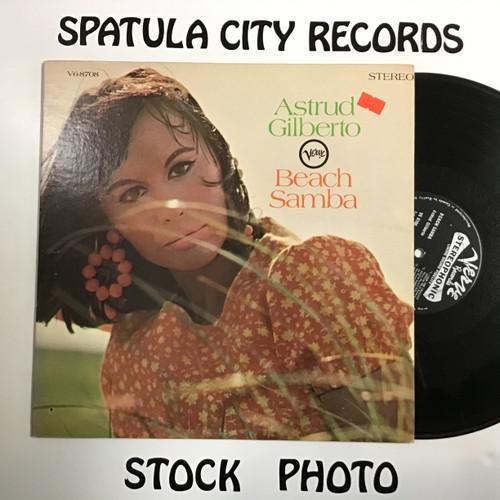 Astrud Gilberto - Beach Samba - vinyl record LP