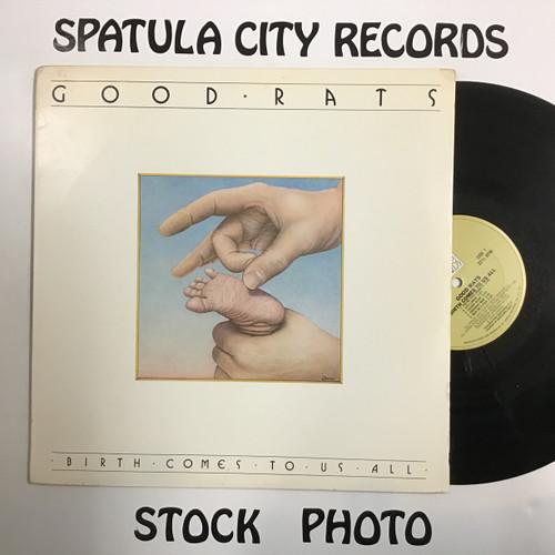 Good Rats - Birth Comes To Us All - vinyl record LP