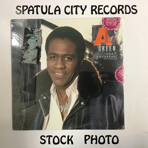Al Green - Soul Survivor - SEALED - vinyl record LP