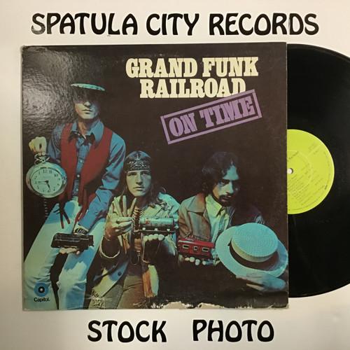 Grand Funk Railroad - On Time - vinyl record LP