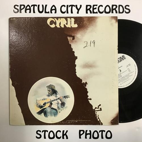 Cyril Havermans - Cyril - PROMO - vinyl record LP