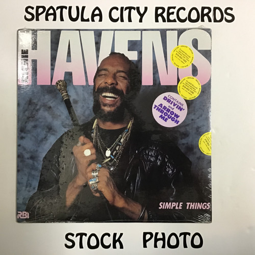 Ritchie Havens - Simple Things - SEALED - IMPORT - vinyl record LP