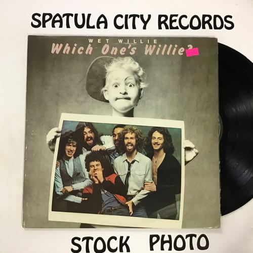 Wet Willie - Which One's Willie? - vinyl record LP