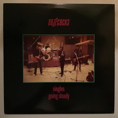 Buzzcocks - Singles Going Steady Vinyl record