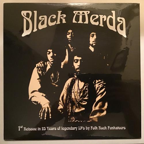 Black Merda - Black Merda  - SEALED Vinyl record