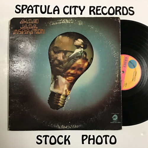 Ahmad Jamal - Inspiration - double vinyl record LP