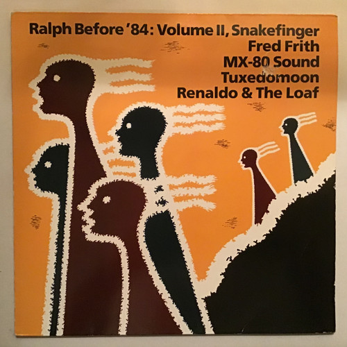 Residents, the - Ralph Before '84 vol 2 Vinyl record
