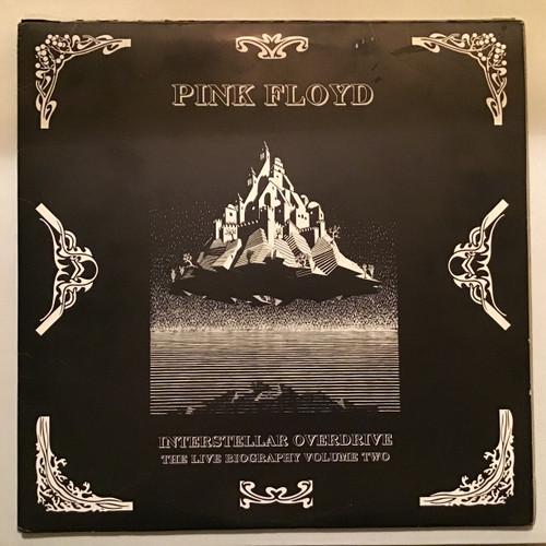 Pink Floyd - Interstellar Overdrive Live Biography VOl 2 - BOOTLEG Vinyl record