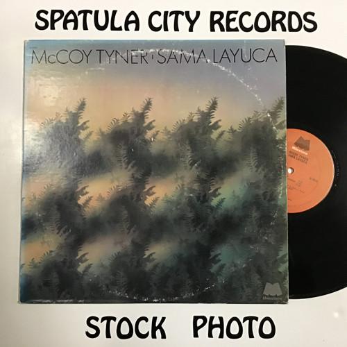 McCoy Tyner - Sama Layuca - vinyl record LP
