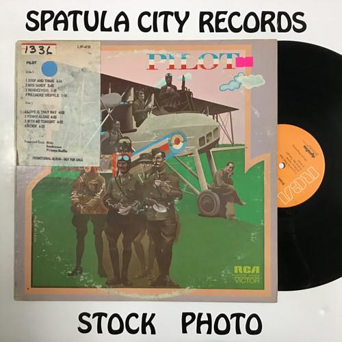 Pilot - Pilot - PROMO - vinyl record LP