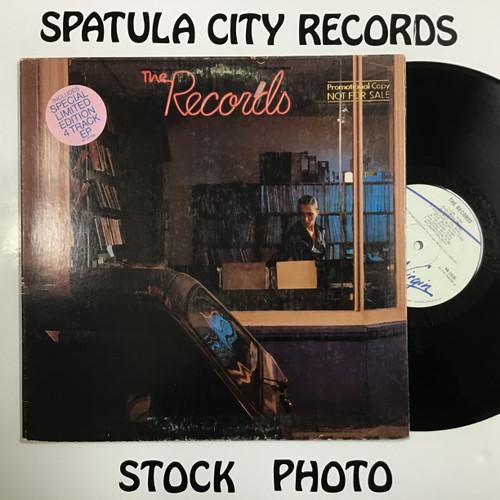 Records, The - The Records - vinyl record LP