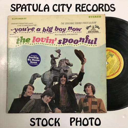 Lovin' Spoonful, The - You're a Big Boy Now - soundtrack - viny record LP