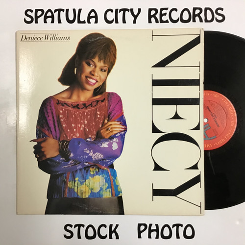 Deniece Williams - Niecy - vinyl record LP