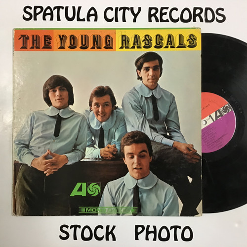 Young Rascals, The - The Young Rascals - MONO - vinyl record LP