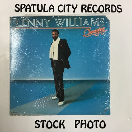 Lenny Williams - Changing - SEALED - vinyl record LP