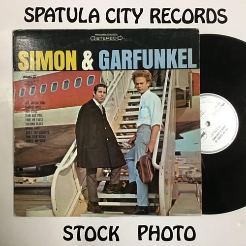 Simon and Garfunkel - The Hit Sounds of Simon and Garfunkel - vinyl record LP