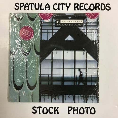 Working Week - Payday - SEALED - IMPORT - vinyl record LP