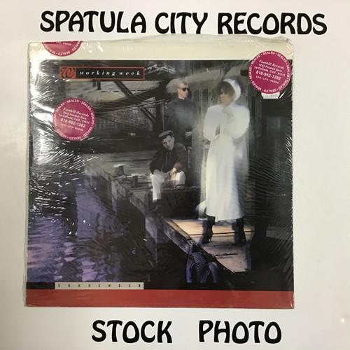 Working Week - Surrender - SEALED - vinyl record LP