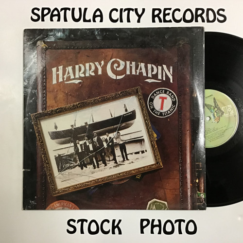 Harry Chapin - Dance Band on The Titanic - double vinyl record LP