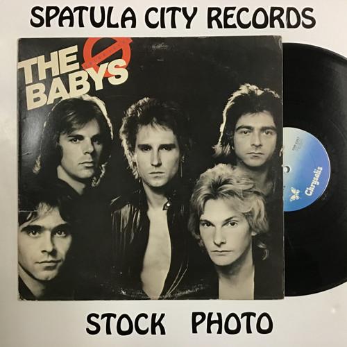 Babys, The - Union Jacks - vinyl record LP