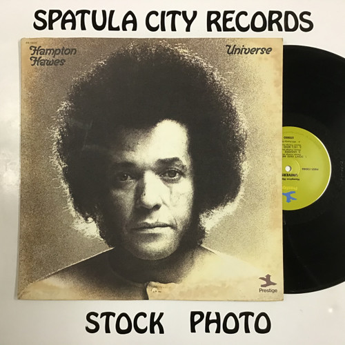 Hampton Hawes - Universe - vinyl record LP