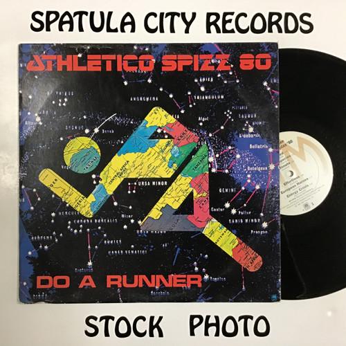 Athletico Spizz 80 - Do A Runner - vinyl record LP