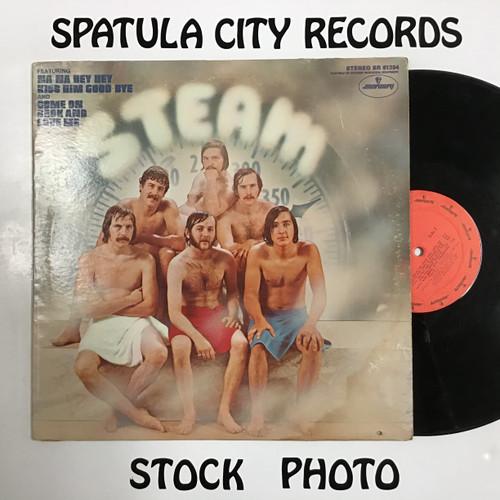 Steam - Steam - vinyl record LP