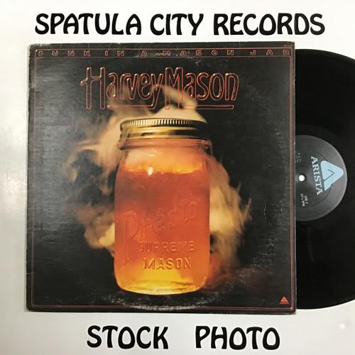Harvey Mason - Funk in a Mason Jar - vinyl record LP