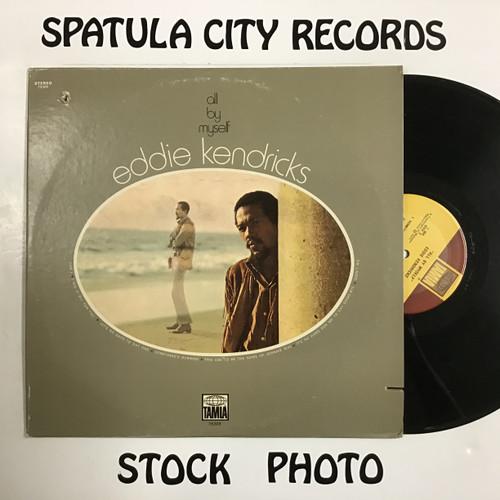 Eddie Kendricks - All By Myself - vinyl record LP