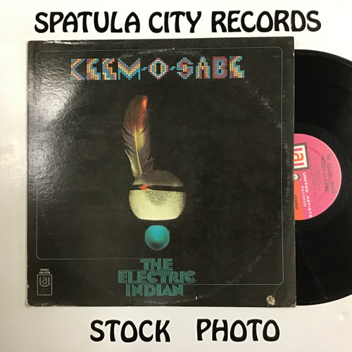 Electric Indian, The - Keem-O-Sabe - vinyl record LP