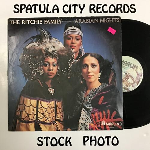 Ritchie Family, The - Arabian Nights - vinyl record LP