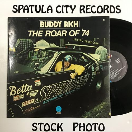 Buddy Rich - The Roar of '74 - IMPORT - vinyl record LP